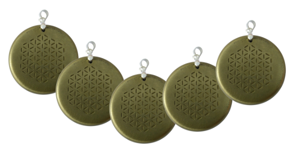 five-pendants-bronze Orgonite Crazy Cyber Monday Sale 64% off!