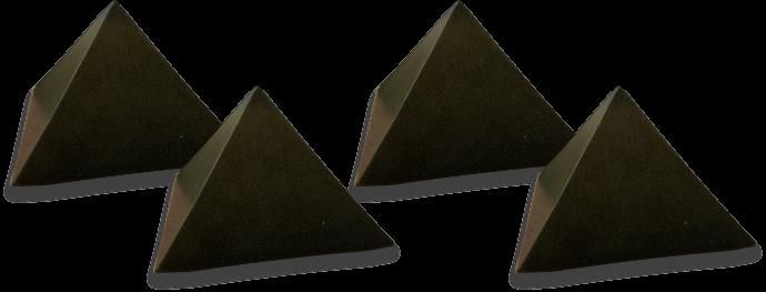 four-pyramids Orgonite Crazy Cyber Monday Sale 64% off!
