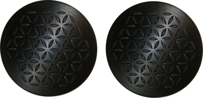 two-shungite-plates Orgonite Crazy Cyber Monday Sale 64% off!